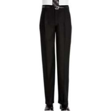 Joseph & Feiss Black Classic Fit Dress Pants