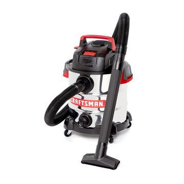 Craftsman 10 gal Corded Wet/Dry Vacuum 120 V 6 HP