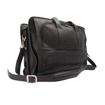 Piel Leather Half-Moon Portfolio