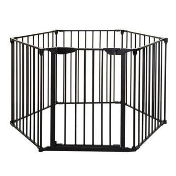 Dreambaby Mayfair Coverta 3-in-1 Playpen Gate in Black