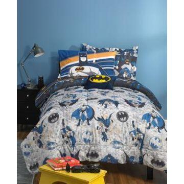 Batman 6-Pc. Twin Comforter Set Bedding