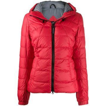 Abbott hooded puffer jacket