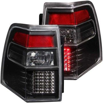 ANZO USA 311110 07-13 EXPEDITION LED BLACK LED TAIL LIGHTS