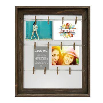 Barnwood Photo Display, Collage by Studio Decor