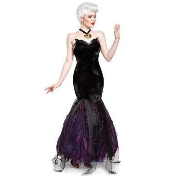 Disguise Ursula Prestige Adult Costume-Large (12-14)