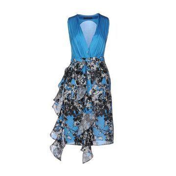 EMANUEL UNGARO Knee-length dress