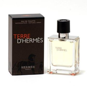Hermes Terre D'Hermes Cologne for Men, 1.6 Oz