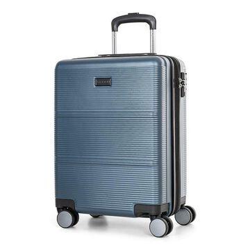 Bugatti Brussels Hard Side Luggage, Blue, 24 INCH