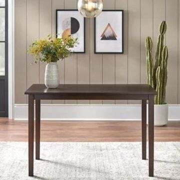 Simple Living Shaker Dining Table (Espresso)