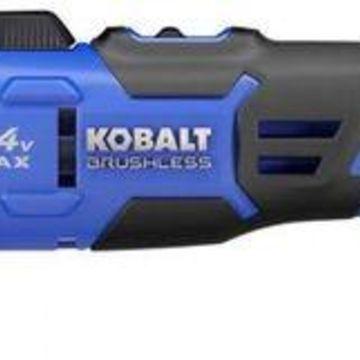 Kobalt Cordless Variable Speed Lithium Ion Oscillating Tool Kit Blue 18-Piece