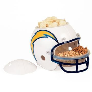 Los Angeles Chargers WinCraft Party Snack Helmet