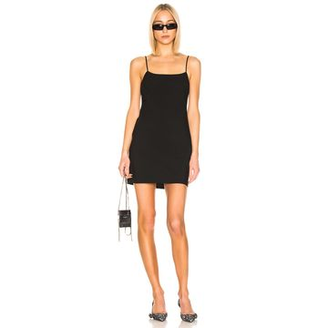 T by Alexander Wang Mini Dress in Black | FWRD