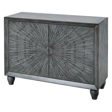 Stein World Tuamotu Cabinet, Gray