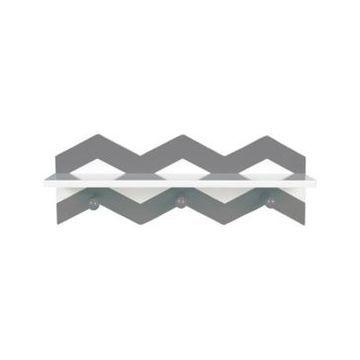 Trend Lab Chevron Wall Shelf Bedding