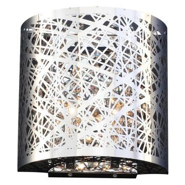 Plc Lighting 2 Light Wall Sconce Nest Collection 77742 Pc