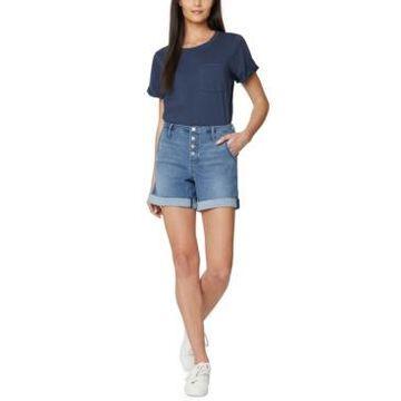 Nydj A-Line Denim Shorts