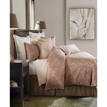 HiEnd Accents Sedona 2 Pc Twin Comforter Set Bedding
