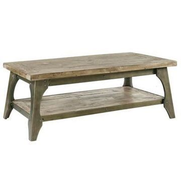INK+IVY Oliver Coffee Table in Grey