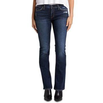 Silver Jeans Co. Elyse Slim Boot Jean