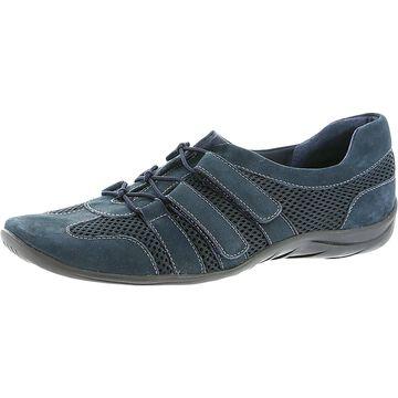 Walking Cradles Womens Audio Walking Shoes Mesh Laceless
