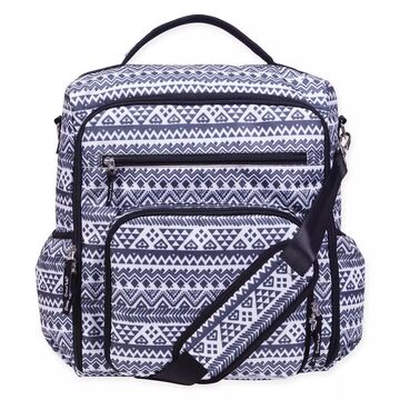 Trend Lab& Convertible Backpack Diaper Bag