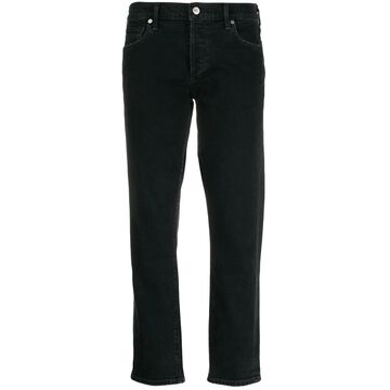 CITIZENS of HUMANITY slim fit cropped jeans