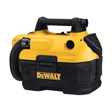 DeWalt Max 2 gal. 20 volts Cordless Wet/Dry Vacuum