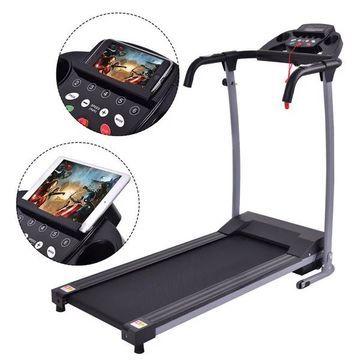 Costway 800W Folding Treadmill Electric Portable Motorized Power Runni