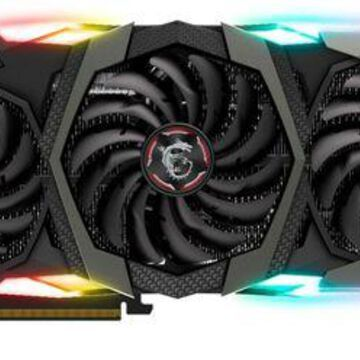 MSI - GeForce RTX 2080 Gaming X Trio 8GB GDDR6 PCI Express 3.0 Graphics Card