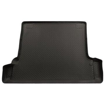 Husky Liners 03-09 Toyota 4Runner Classic Style Black Rear Cargo Liner (w/ Double Stack Cargo)