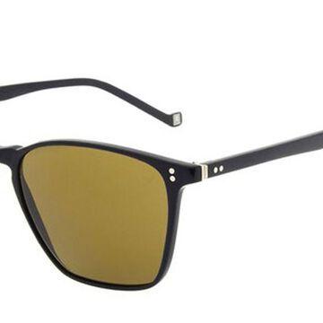 Hackett HSB886 01 Men's Sunglasses Black Size 56