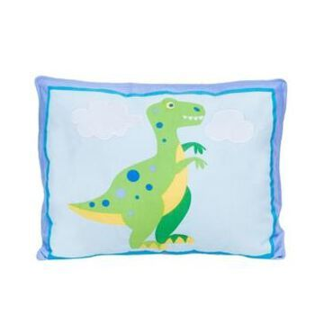 Wildkin's Dinosaur Land Pillow Sham Bedding