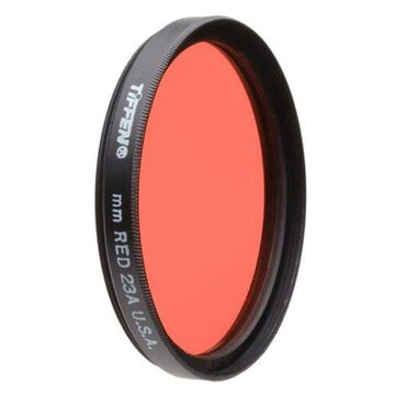 Tiffen 49mm 23A Filter (Red)
