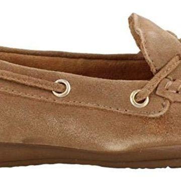 Comfortiva Womens Mindy Leather Closed Toe