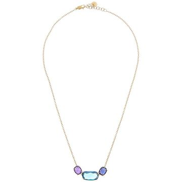 Marco Bicego Murano 18K Gemstone Collar Necklace