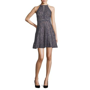 R & M Richards Sleeveless Dress Set