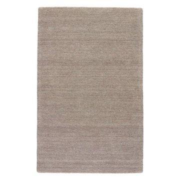 Jaipur Living Elements Handmade Solid Gray Area Rug, 9'6