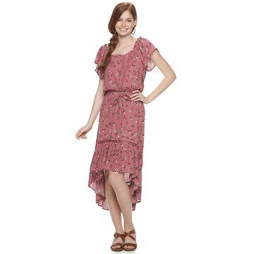 Juniors' American Rag High-Low Maxi Dress