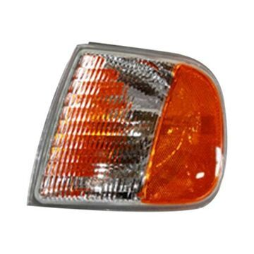 18-3372-61-9 Left Hand Passenger Side Replacement Turn Signal & Corner Light for 1997-2003 Ford Expedition F-150-250