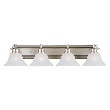 Design House 517128 Bristol Traditional / Classic 4 Light Down Lightin