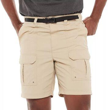 Big & Tall Croft & Barrow Outdoor Ripstop Cargo Shorts, Men's, Size: 48, Med Beige