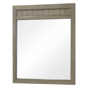 Simmons Ashland Mirror, Gray