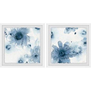 Marmont Hill Flower Dye Diptych