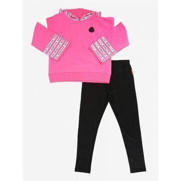 Moncler Sweatshirt + Leggings Set