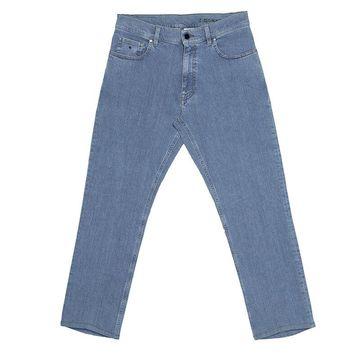 Z Zegna Blue Denim Regular Fit Jeans M