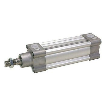 SPEEDAIRE 5VLZ9 50mm Bore ISO Double Acting Air Cylinder 100mm Stroke
