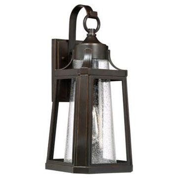 Quoizel Lighthouse Large Outdoor Wall Lantern in Palladian Bronze