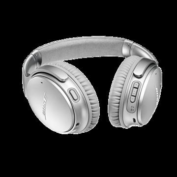 Bose QuietComfort 35 wireless headphones II - Refurbished Silver