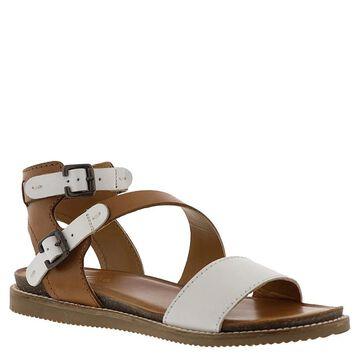 Diba True Womens Fair Enough Leather Open Toe Casual Gladiator Sandals