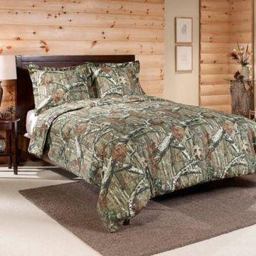 Mossy Oak Break Up Infinity King Comforter Set